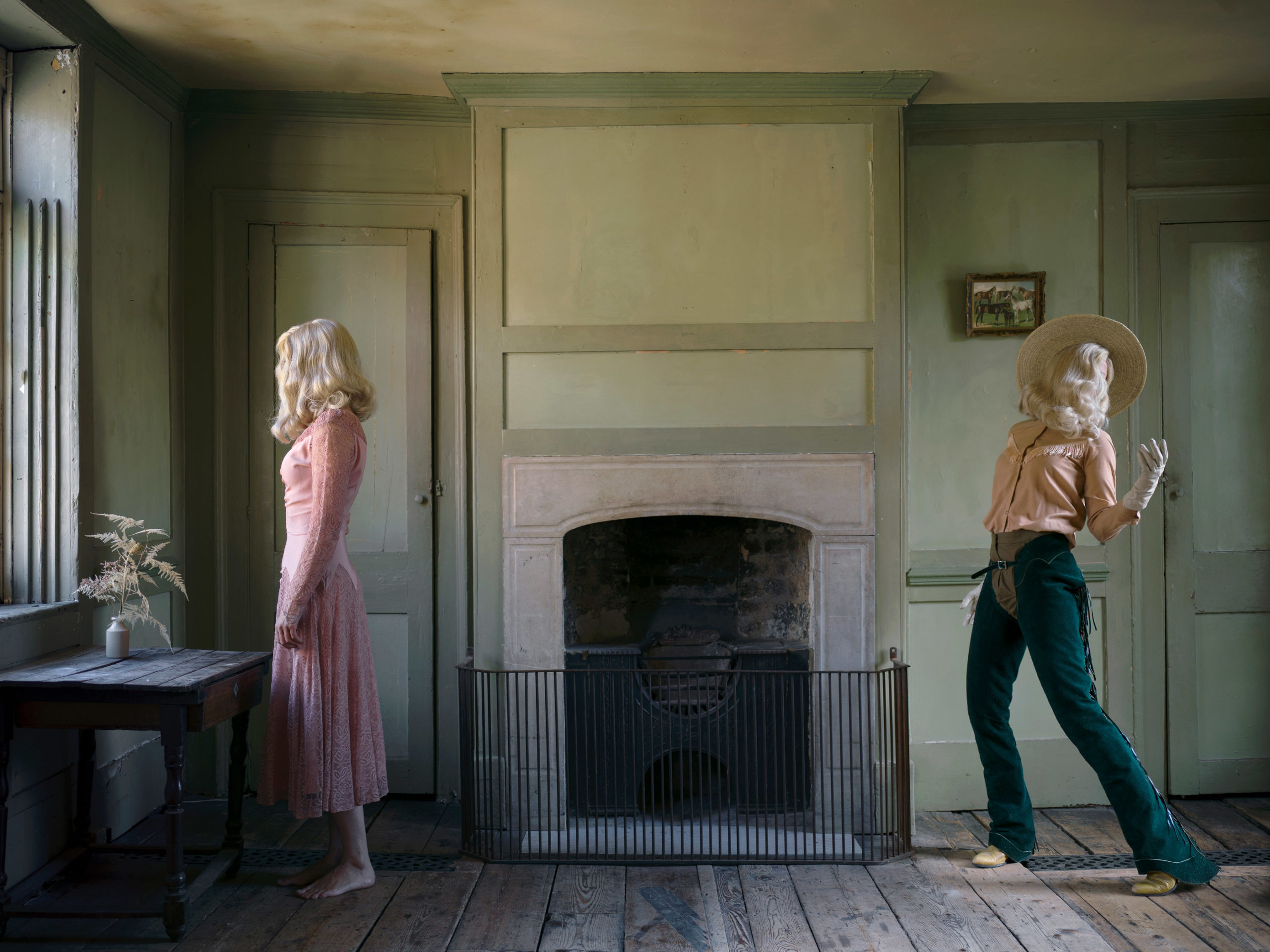 glorious anja niemi she could have been a cowboy