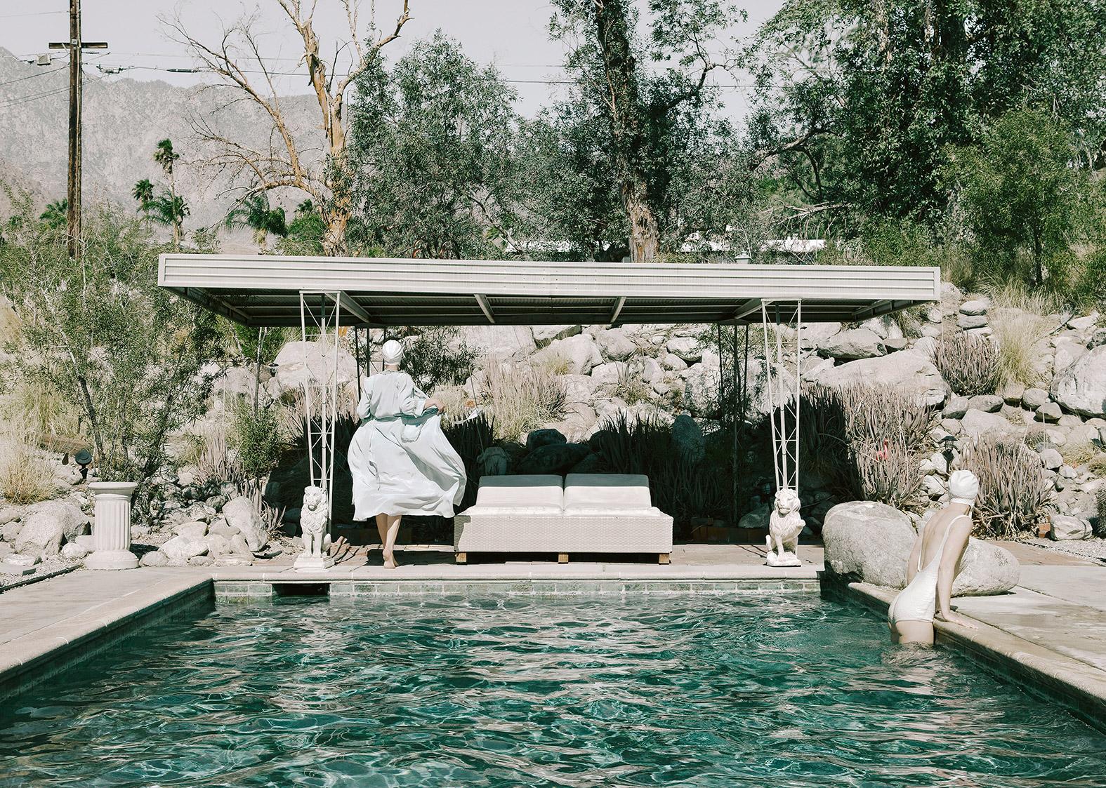 glorious anja niemi the swimming pool