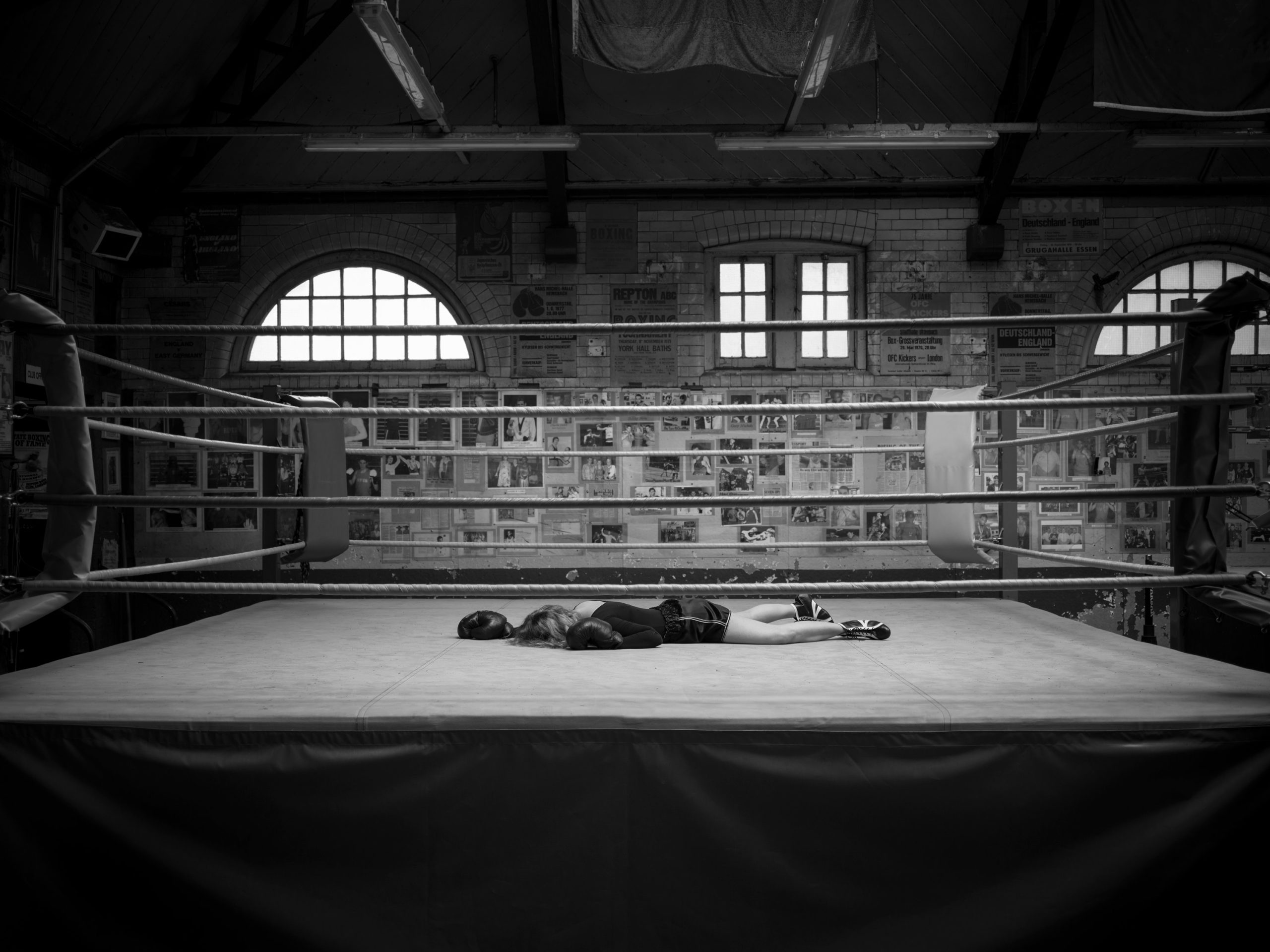 glorious anja niemi the blow fight series no 18 boxing